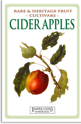 Rare and Heritage Fruit - Cider Apples