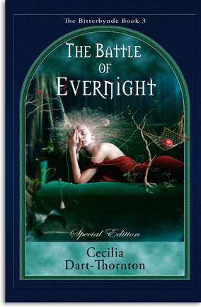 The Battle of Evernight (The Bitterbynde Book 3) - Leaves of Gold Press