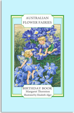 Australian Flower Fairies Birthday Book