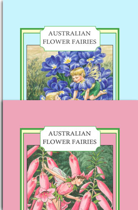 Australian Flower Fairies Birthday and Address Book