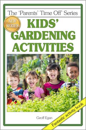 Kids' Gardening Activities