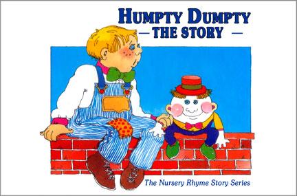 The Nursery Rhyme Story Series