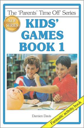 Kids' Games Book #1