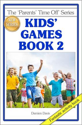 Kids' Games Book #2
