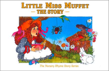 Little Miss Muffet - The Story