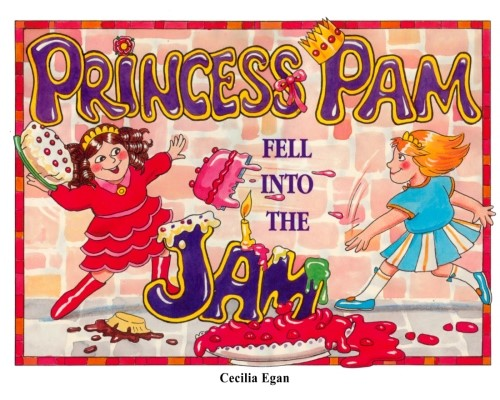 Princess Pam Fell Into the Jam
