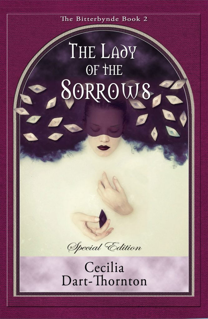 The Lady of the Sorrows (The Bitterbynde Book 2) - Leaves of Gold Press