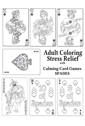 Coloring and calming