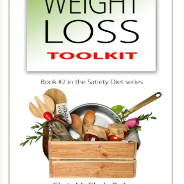 The Satiety Diet Book #2 is here.